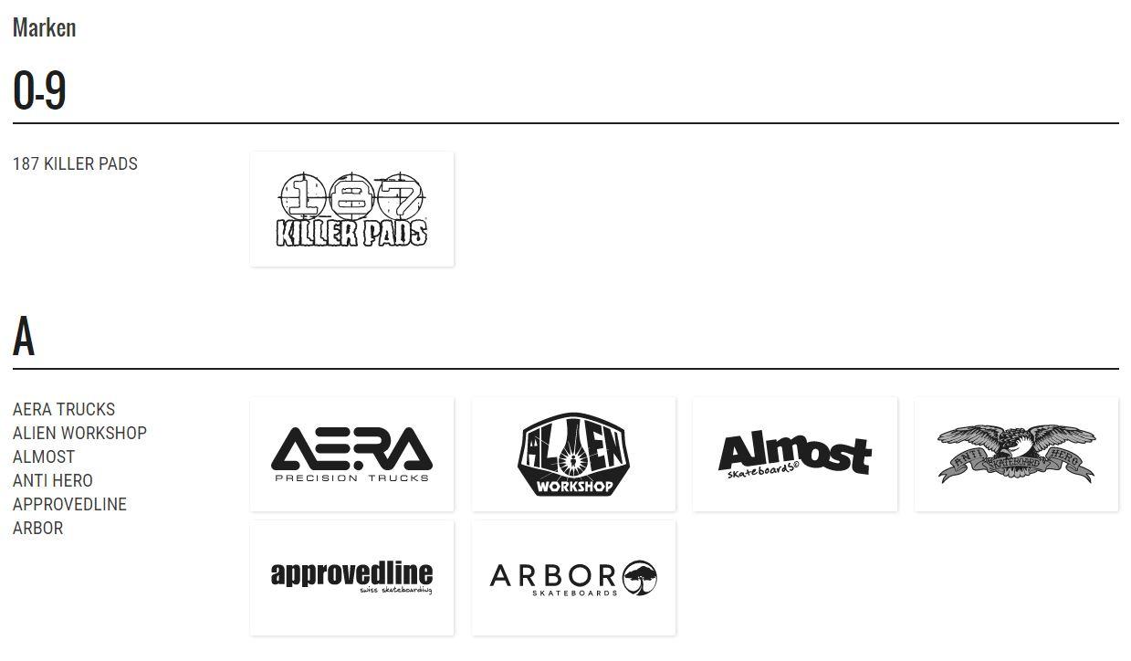 Brands Plugin